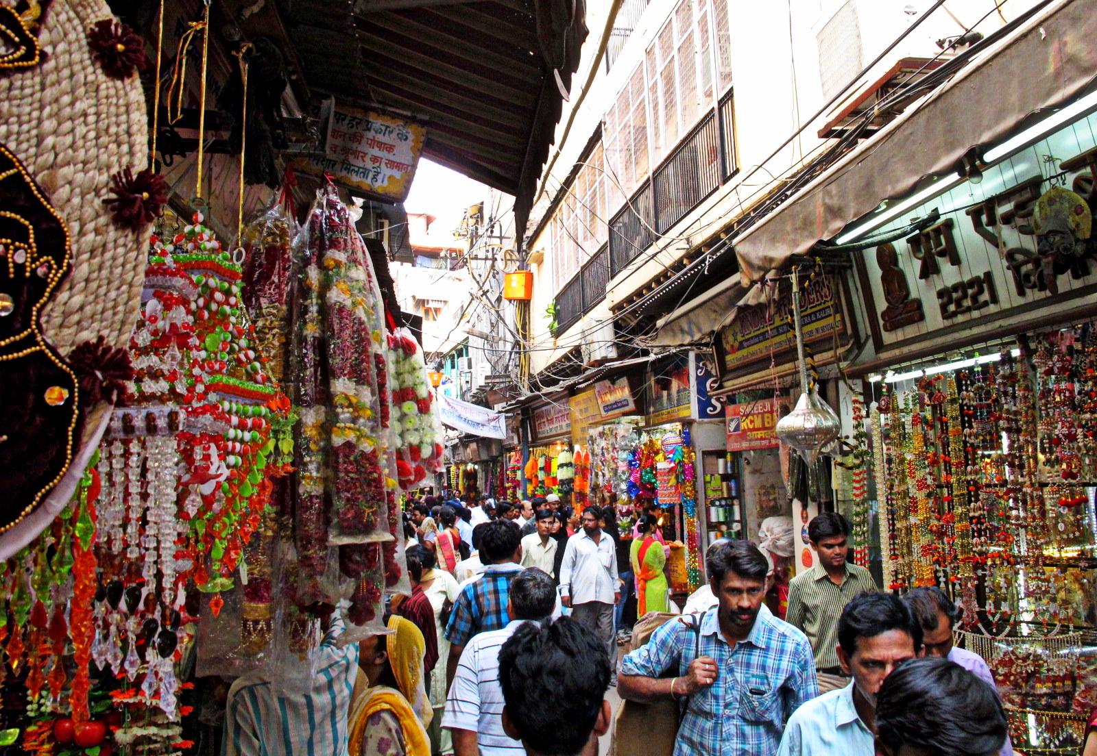 Vintage Lanes of Chandni Chowk