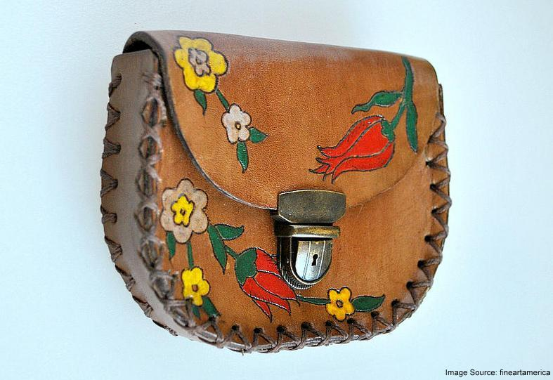 Ethnic Hand painted Bag