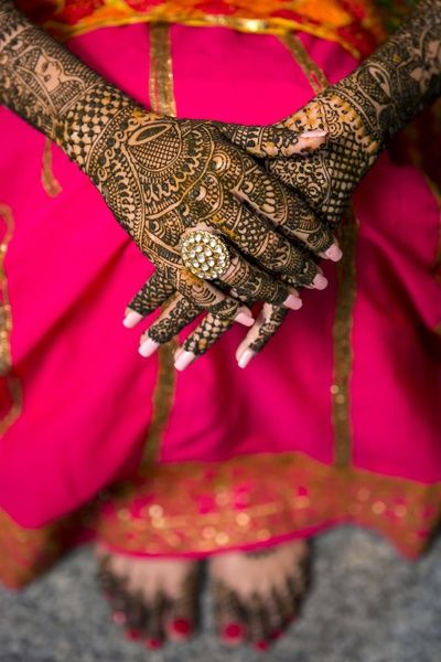 Mehendi (Source: Pinterest)