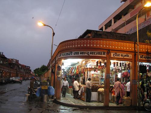 Bapu Bazaar (Image Courtesy: jaipur guide)