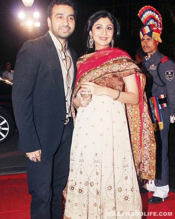 Shilpa Shetty & Raj Kundra Together (Image Courtesy: NDTV)