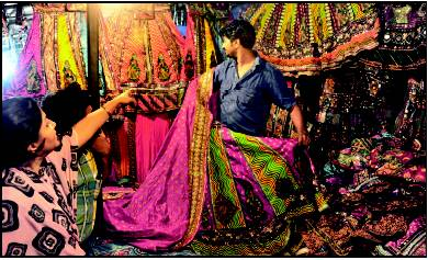 Law Garden Market (Image: Times of India)