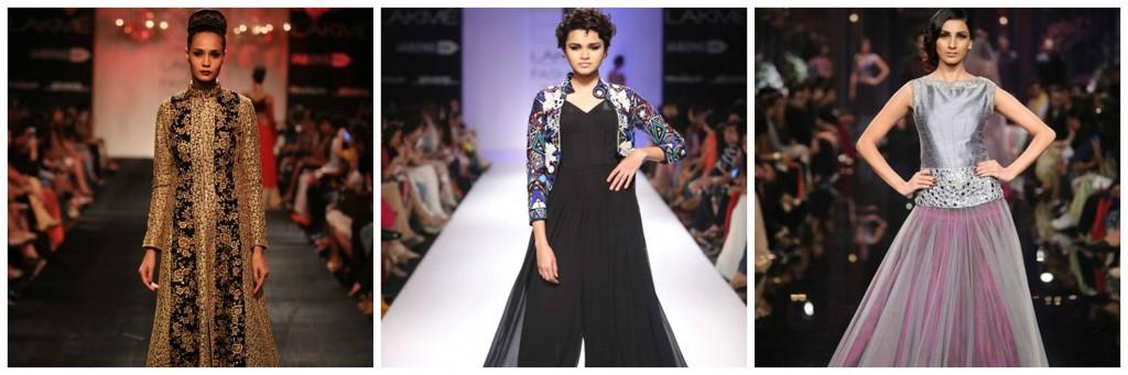 Trend-spotting at Lakme Fashion Week Winter/Festive '14 - lakmefashionweek.co.in