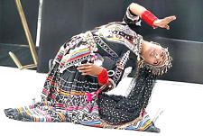 Kalbeliya dance (Image: indianetzone)