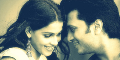 Riteish Deshmukh and Genelia D'Souza Wedding