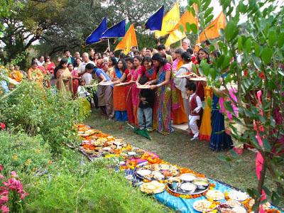 Govardhan Puja Festival