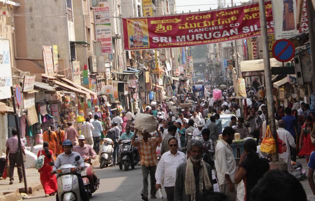 Chickpete, Bangalore