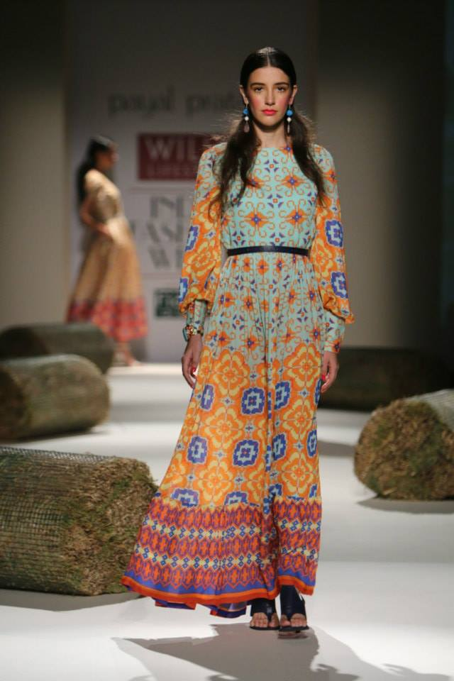 A Gimpse into Payal Thapar's Ensembles on Day 2
