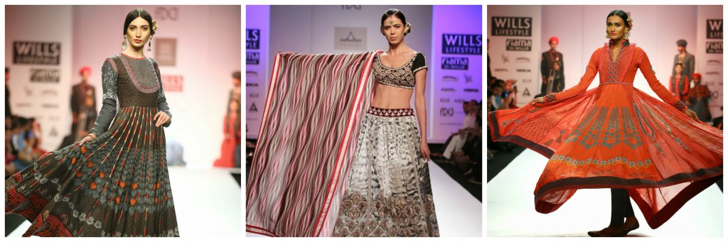 Trend Round-Up at the Lakme Fashion Week SS'15