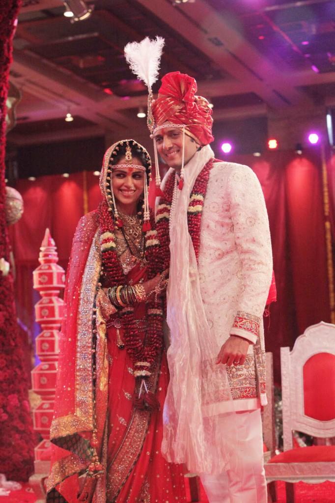 Riteish & Genelia Maharashtrian Style Wedding (Image: meowlife)