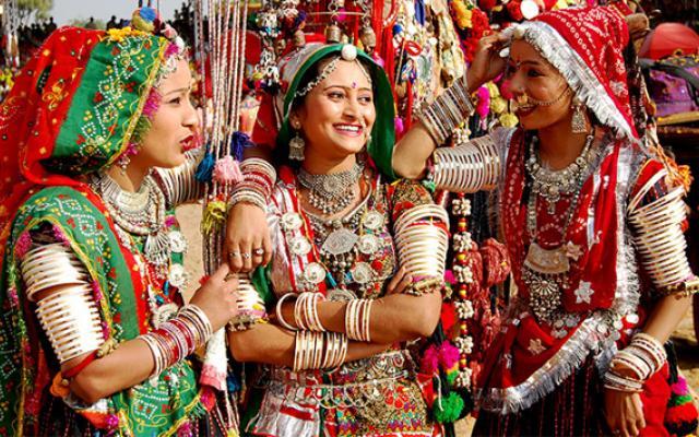 Teej – Traditional Monsoon Festival