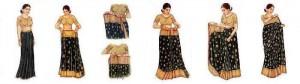 Nivi style saree (Image: indiamarks.com)