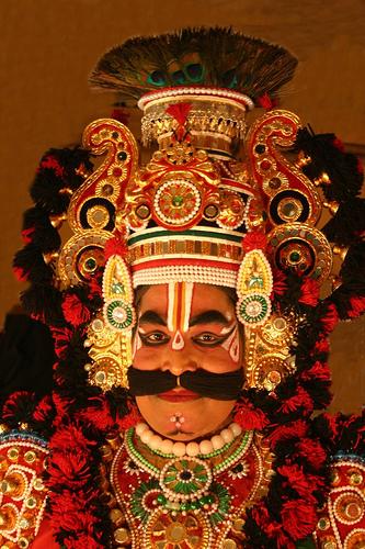 Yakshajana (Image: wikipedia)