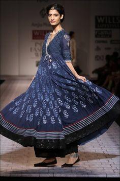 Gamthi Anarkali (Image: Exotic Fashion)