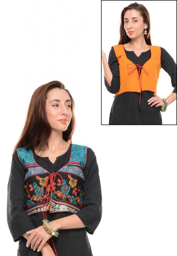 Koti or 'Wasket' at Utsav Fashion