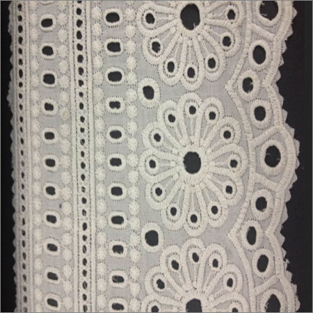 Schiffli Lace (Image: http://www.sachfabsembroiderydesigns.com)