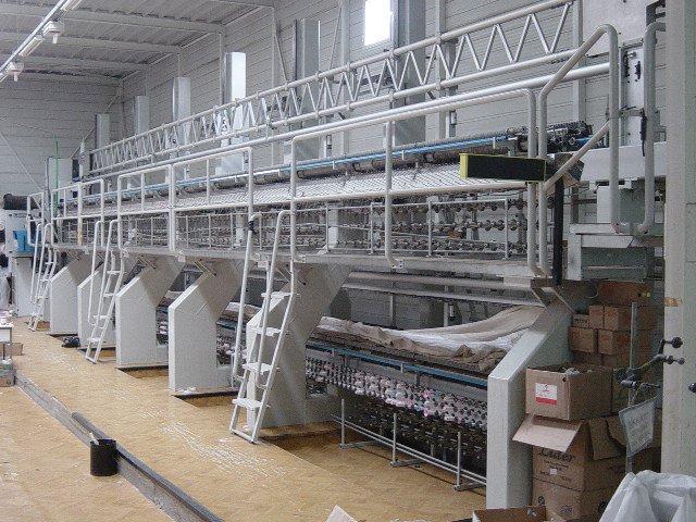 Schiffli Machine (Image: http://www.alibaba.com)