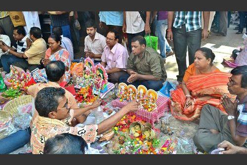 A Glimpse of Poila Baisakh Fairs (Image: http://www.newswala.com)