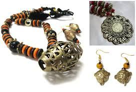 Different Dokra Jewelry Styles (Image: http://www.google.co.in)