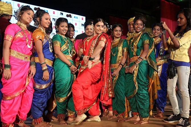 The Elegance of Nauvari Sarees