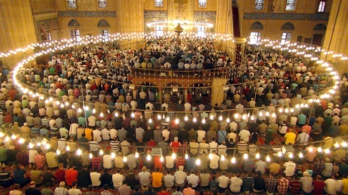 Eid celebrations in Turkey. (Image: Safarin.net)