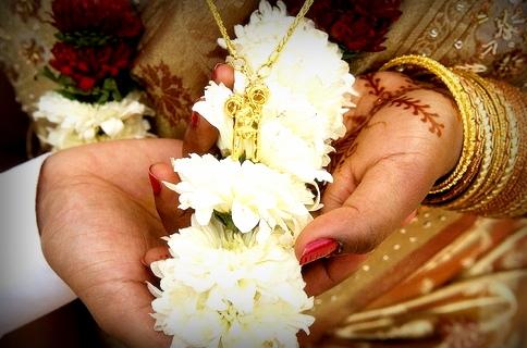 A Tamilian Thalli. (Image: Hearty-india.com)