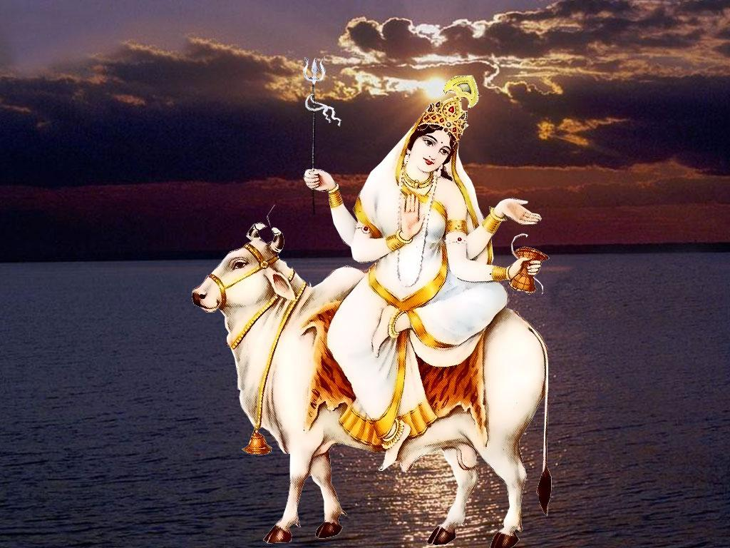 Navratri Day 8 | The Day of Goddess Mahagauri
