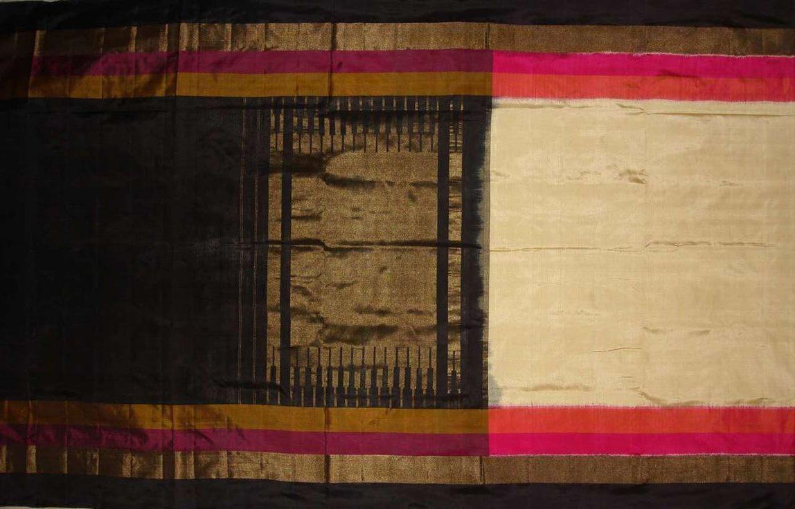 Pochampalli Ikat Fabric